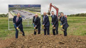 Goodyear ogłosił plan budowy zautomatyzowanego zakładu produkcji opon