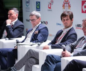 Konferencja Zarządu Inter Cars podczas 16. Targów