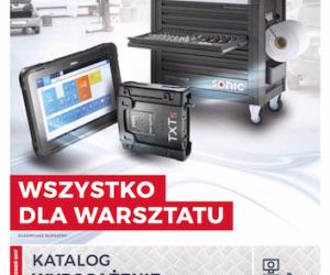 Nowy Katalog Wyposażenia Warsztatów 2017/ 2