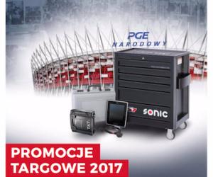 Promocje Targowe 2017 - Wyposażenie Warsztatów