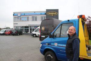 Moim skarbem są ludzie – wizyta w Bosch Service Anmar w Rzeszowie