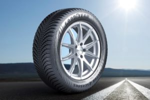 Goodyear Dunlop z Certyfikatem Jakości Nissan