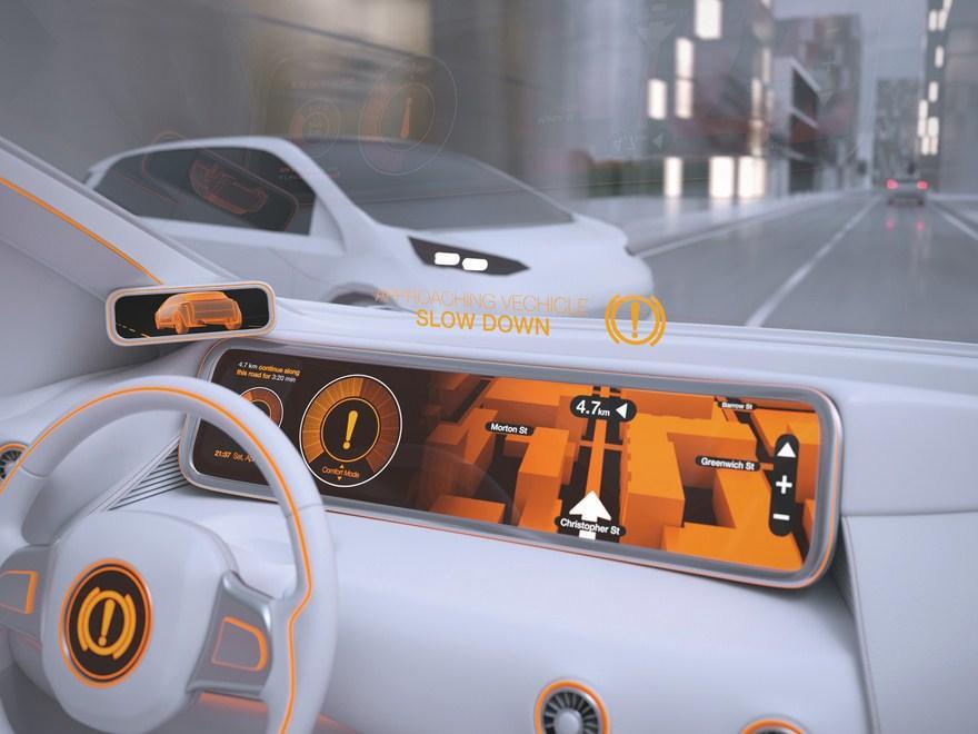Trendy W Oświetleniu Wewnętrznym Pojazdów Motofocuspl