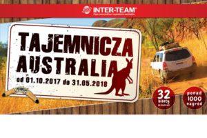 Wyjazd do Australii nagrodą w promocji