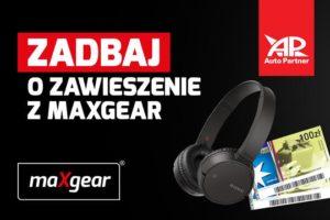 Nowa promocja MaXgear w Auto Partner SA