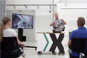 Reorganizacja programu szkoleń technicznych Schaeffler