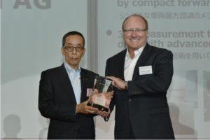 ZF zdobywa nagrodę Nissana