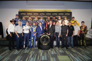 Goodyear i NASCAR przedłużają współpracę