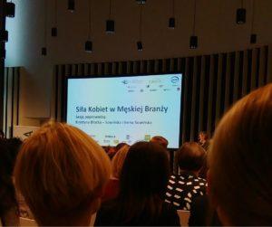 Nie ma męskiej czy damskiej branży – relacja z kongresu kobiet na XII KPiRM