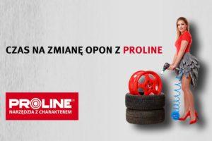 Odpowiedz na pytanie i wygraj narzędzia Proline