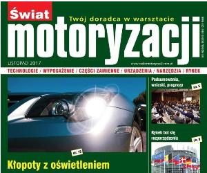 Świat Motoryzacji 11/2017