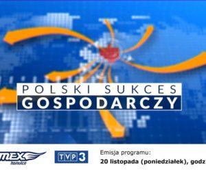 """TOMEX w programie """"Polski Sukces Gospodarczy"""""""