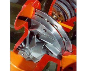 Turbosprężarka Garrett VNT do silnika benzynowego