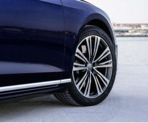 Opony Goodyear fabrycznym wyposażeniem Audi A8