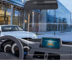 Czujniki optyczne w samochodach przyszłości