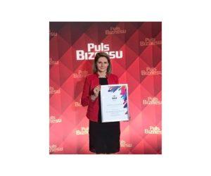 Prezes AS-PL jedną z najbardziej przedsiębiorczych kobiet w Polsce