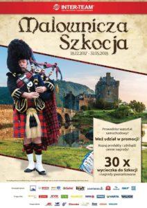 Szkocja dla warsztatów