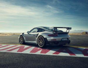 Porsche wybrało opony Dunlop