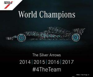 Axalta pomogła zwycięzcy F1