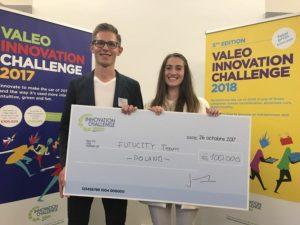 Polscy studenci wygrali innowacyjny konkurs
