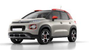 Opony Hankook jako wyposażenie fabryczne Citroëna C3 Aircross