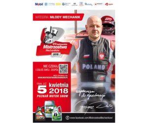 VII Mistrzostwa Mechaników już w marcu