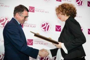 TIP-TOPOL Przedsiębiorstwem Fair Play 2017