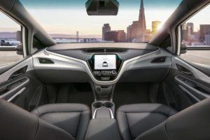 General Motors zapowiada samochód bez kierownicy
