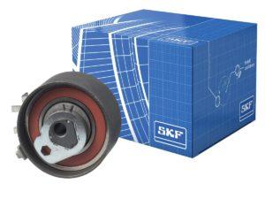 Nowe konstrukcje rolek napinacza paska rozrządu SKF