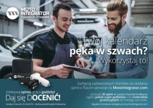 Konkurs Motointegrator.com dla warsztatów