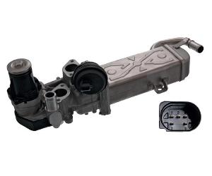 Febi info: Problemy z układem recyrkulacji spalin w VW Golf VI