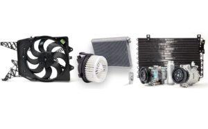 Nowe części DENSO do układów chłodzenia silnika i klimatyzacji