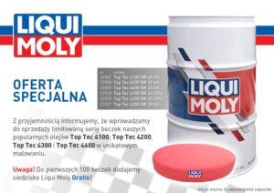 Oferta specjalna Liqui Moly