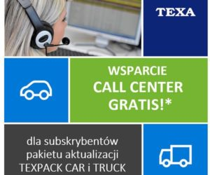 Call center gratis w promocji TEXA