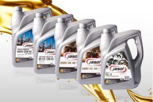 Nowe opakowania olejów marki Jasol