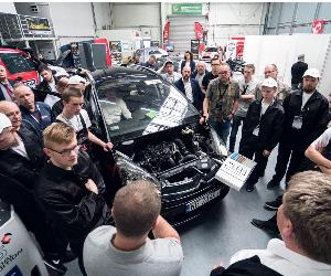 Young Car Mechanic - nowe miejsce krajowego finału i strona www