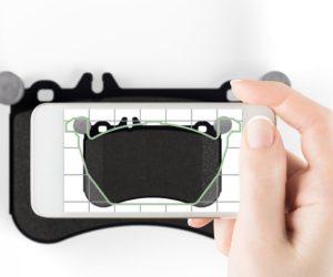 Mobilna aplikacja TEXTAR z katalogiem klocków hamulcowych
