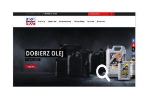 Nowa strona internetowa Liqui Moly