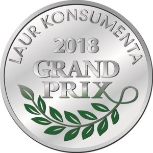 Shell Helix z Laurem Konsumenta Grand Prix 2018