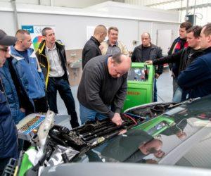 Lutowe szkolenia w Inter Cars