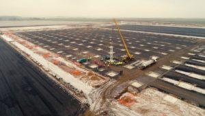 Kolejny etap prac nad budową fabryki silników w Jaworze