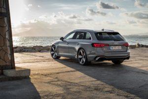 Hankook dostarcza opony do Audi RS 4 Avant