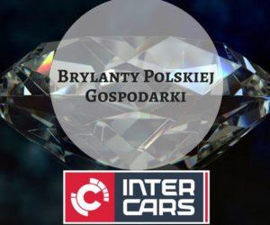 Inter Cars z nagrodą Brylant Polskiej Gospodarki