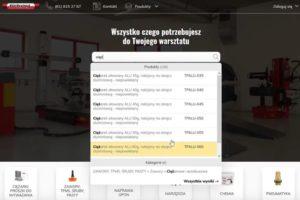 Nowa szata graficzna i możliwości e-sklepu Tip-Topol
