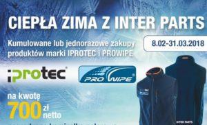 Promocja w sklepach Inter Parts