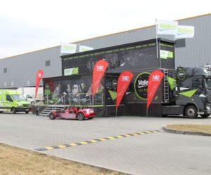 Ciężarówka Valeo i szkolenia w Auto Partner