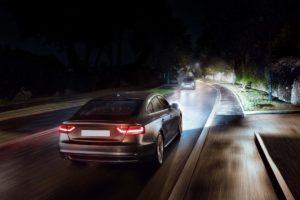 Nowoczesna technika oświetlenia samochodowego