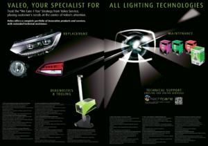 Nowy katalog oświetlenia Valeo