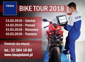 Szkolenia TEXA BIKE TOUR 2018