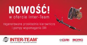 Nowości w ofercie Inter-Team